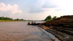 Expedição em busca dos peixes de couro explora rios amazônicos