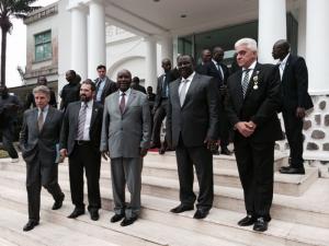Tilápias de volta à Costa do Marfim