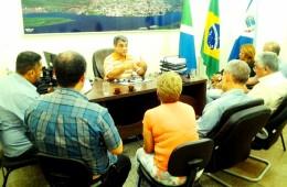 Prefeito recebe comissão da Pesca e Aquicultura e discute ações para 2015