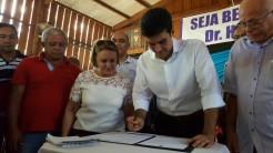Acordo permite desenvolvimento da aquicultura em Tucuruí