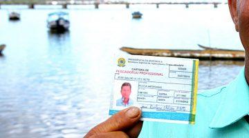 MPA convoca para recadastramento mais de 34 mil pescadores do Maranhão e do Pará