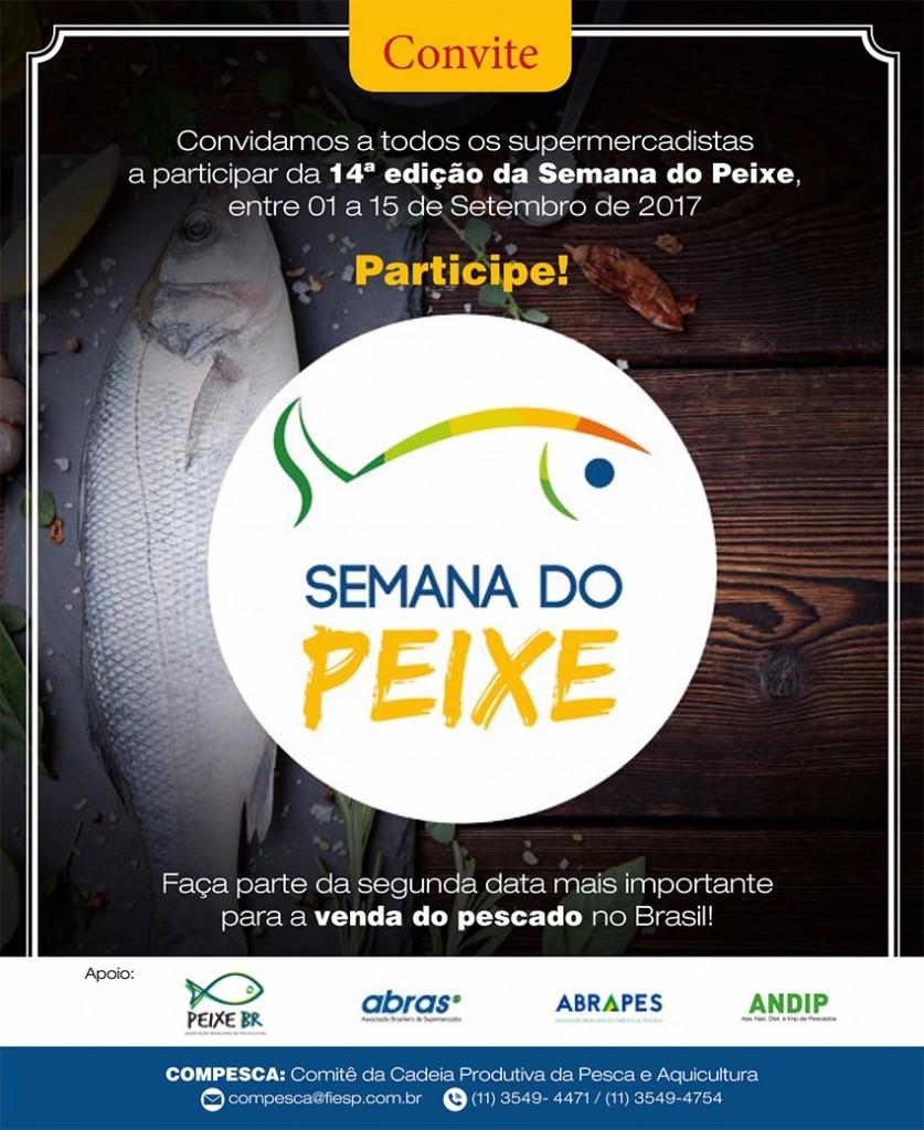 Começa oficialmente a mobilização para Semana do Peixe
