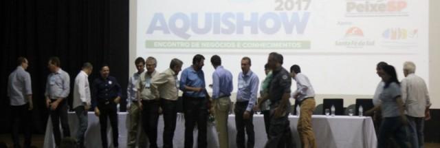 Aquishow Brasil 2018 triplica de tamanho e terá força-tarefa para regularização