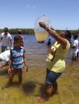 Lagoa Marituba do Peixe receberá um milhão de alevinos em 2017