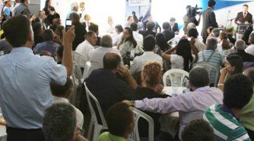 Ministro apresenta Plano Safra a pescadores do Rio Grande do Sul
