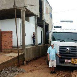 Pescadores de Rondônia ganham fábrica de gelo