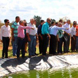 Ministro Eduardo Lopes lança Pedra Fundamental de complexo Industrial de pescado na Bahia