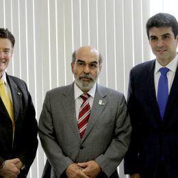 Helder Barbalho garante apoio à FAO em ações que visem segurança alimentar e redução da pobreza