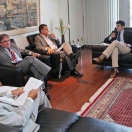 Governador da BA e ministro discutem cadeia produtiva da pesca