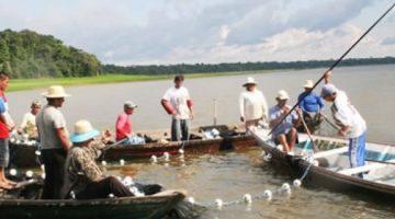 Senar/SC orienta pescadores artesanais sobre novas regras do seguro-desemprego