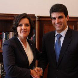 Brasil e Portugal estudam parcerias para a pesca e aquicultura