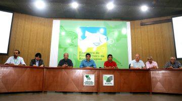 Palestra sobre pesca e aquicultura estimulam a piscicultura no Pará