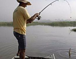 Pesca dá mais prazer que chocolate, dizem especialistas