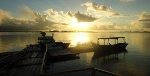 Produção pesqueira no litoral do Paraná cresceu 11,7% em 2015