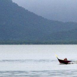 Portos do Paraná monitoram atividade pesqueira