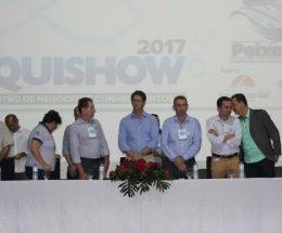 Reflexos do decreto de licenciamento e guerra fiscal pautam abertura da Aquishow