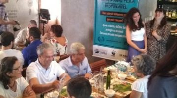 WWF lança campanha de consumo sustentável em 5 países; pesca artesanal será foco inicial