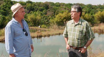 Emater estuda parceria para desenvolvimento da pesca em Goiás