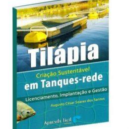 livro sobre criação de tilapia