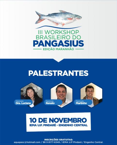 III Workshop Brasileiro do Pangasius